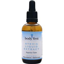 BODY FIRST 	ST evia Liquid Extract 2 fl.oz