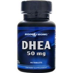 BODYSTRONG 	DHEA (50mg) 90 Tablets