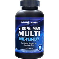 BODYSTRONG 	StroNG  Woman Multi - One-Per-Day 360 Tablets