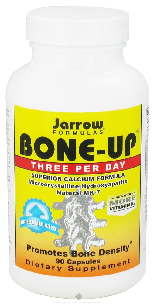 Jarrow Formulas Bone-Up Three Per Day 90 caps