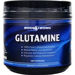 BODYSTRONG 	Glutamine (1000mg) 480 Capsules