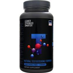 T - Natural Testosterone Booster 90 caps