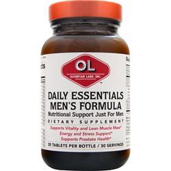 Daily Essentials Men's Formula 30 tabs