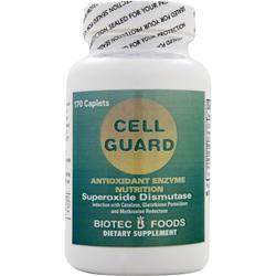 Biotec Foods Cell Guard - 170 caps