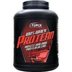 100% Whey Protean Strawberries & Cream 4.3 lbs