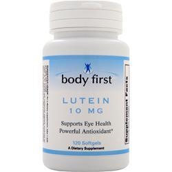 Body First Lutein - 20 mg 120 softgels