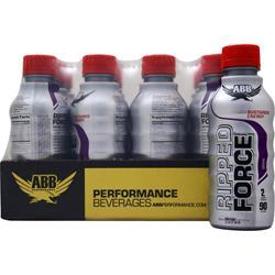 AMERICAN BODYBUILDING Ripped Force RTD Grape 12 bttls