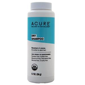 Acure Acure Dry Shampoo Brunette to Dark Hair 1.7 oz