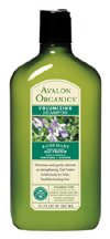 Avalon Organics Shampoo Volumizing Rosemary 11 fl.oz