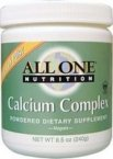 All One Calcium Complex - Vegan 8.5 oz