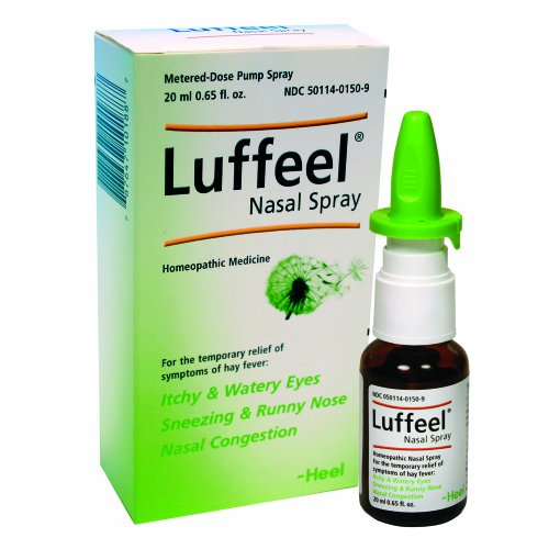 Heel Luffeel Nasal Spray .65 fl.oz