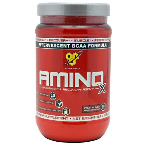 BSN Amino X - Endurance & Recovery Agent Fruit Punch 435 grams