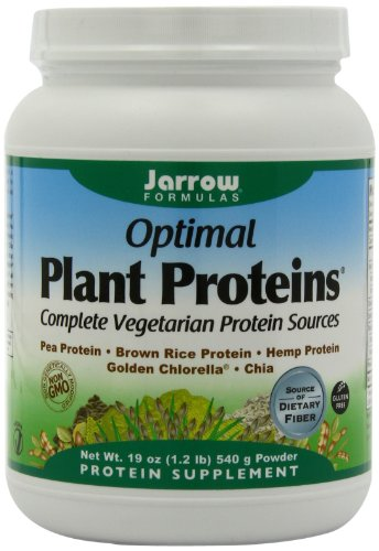 Jarrow Formulas Optimal Plant Proteins 1.2 lbs