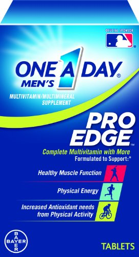 Bayer Healthcare ONE A DAY Men's Pro Edge 50 tabs