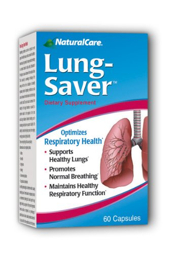 Natural Care Lung-Saver 60 caps