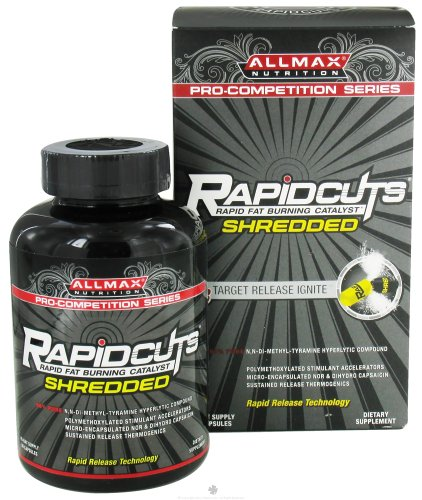 Allmax Nutrition Rapidcuts Shredded 90 caps