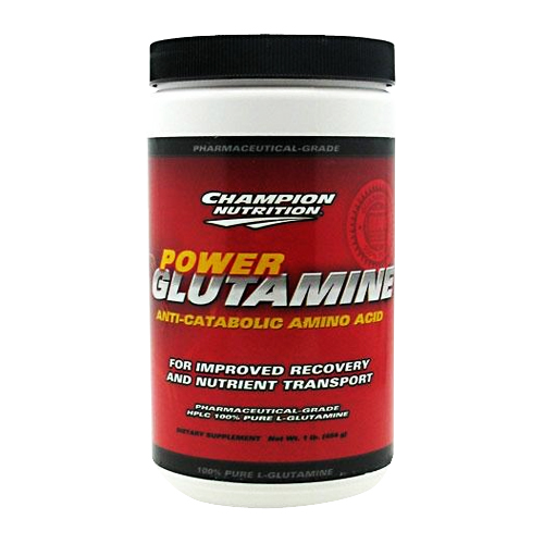 Champion Nutrition Power Glutamine 1 lbs