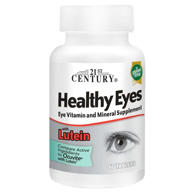 21st Century Health Eyes 60 tabs