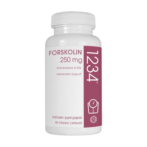 Creative Bioscience Forskolin (250mg) 60 vcaps