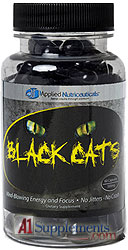 Applied Nutriceuticals Black Cats V2 - 60 Capsules