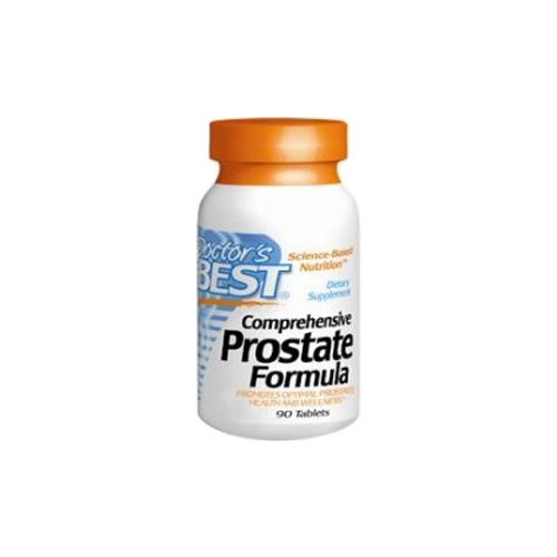 Doctor's Best Comprehensive Prostate Formula 90 tabs