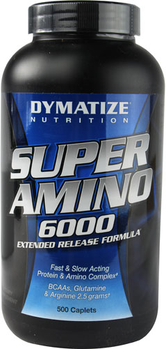 Super Amino 6000 500 cplts