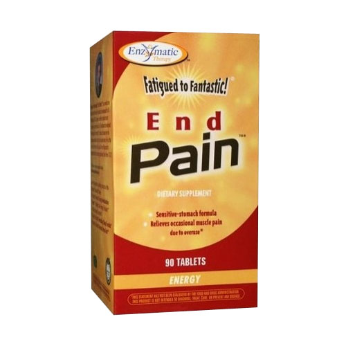 Enzymatic Therapy® End Pain 90 tabs