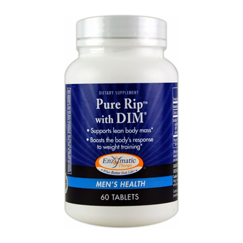 Enzymatic Therapy Pure Rip with DIM 60 tabs