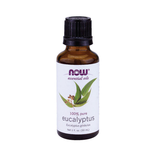 NOW Eucalyptus Oil 1 fl.oz
