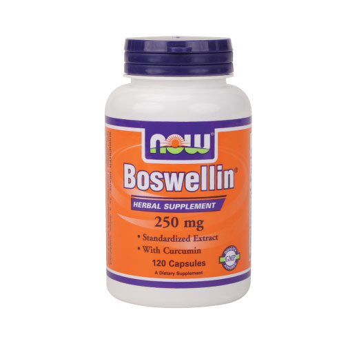 NOW Boswellin (250mg) 120 caps
