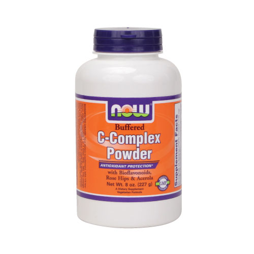 Now Vitamin C-Complex Powder - 8 oz