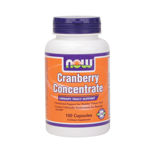 NOW Cranberry Concentrate 100 caps