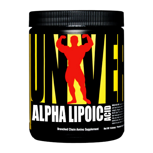 Universal Nutrition Alpha Lipoic Acid - 100 mg 60 caps
