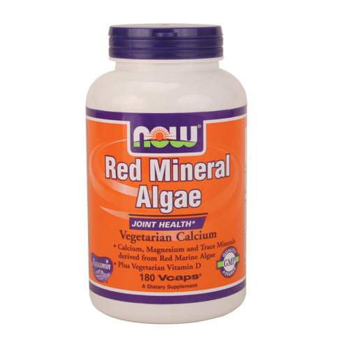 Now Red Mineral Algae - 180 vcaps