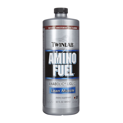 Twinlab Amino Fuel Lean Muscle Cherry Bomb - 32 fl.oz