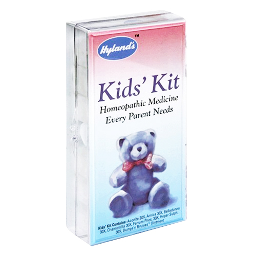 Hylands Homepathic Kid's Kit 1 kit