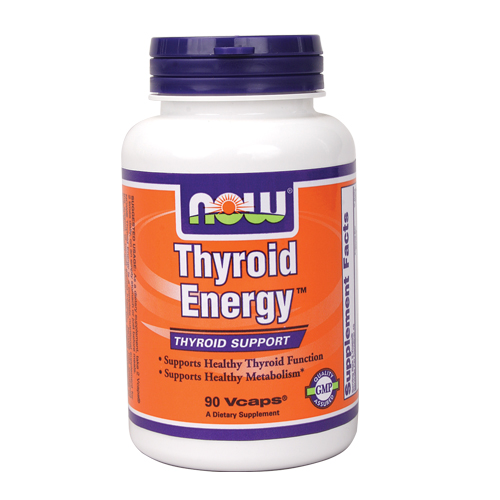 Now Thyroid Energy - 90 Vcaps