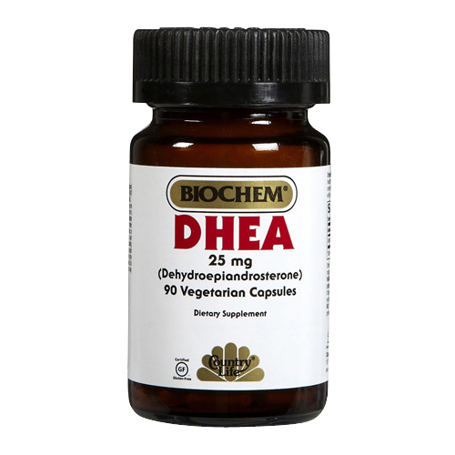 Country Life DHEA (25mg) 90 vcaps