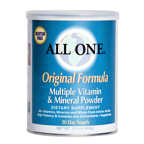 All One Multiple Vitamins & Minerals - Original - 15.9 oz