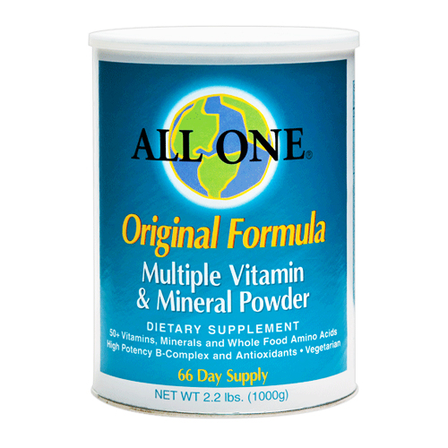 All One Multiple Vitamins & Minerals - Original - 2.2 lbs