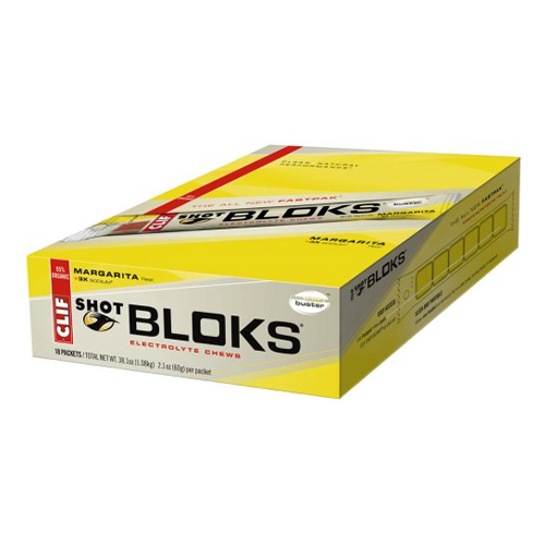 Clif Bar Clif Shot Bloks Margarita - 18 packets