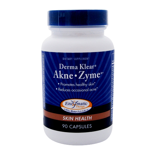 Enzymatic Therapy Akne-Zyme 90 caps