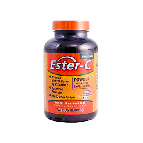 American Health Ester-C with Citrus Bioflavonoids (powder) 8 oztrus Bioflavonoids (powder) 8 o