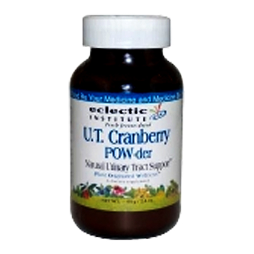 Eclectic Institute Fresh Freeze-Dried U.T. Cranberry POW-der 68 gr