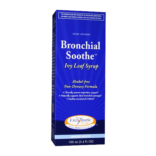 Enzymatic Therapy Bronchial Soothe 100 mL