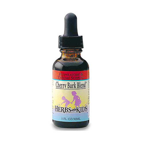 Herbs For Kids Cherry Bark Blend 1 fl.oz