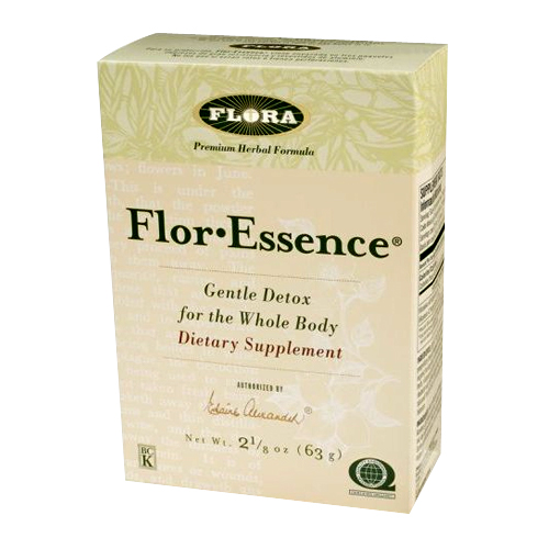 Flora Flor-Essence - Gentle Detox 2.1 oz