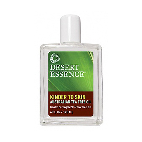 Desert Essence Kinder to Skin – Australian Tea Tree Oil  4 fl.oz