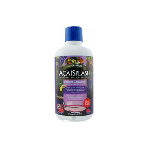 Garden Greens AcaiSplash (liquid) 30 fl.oz