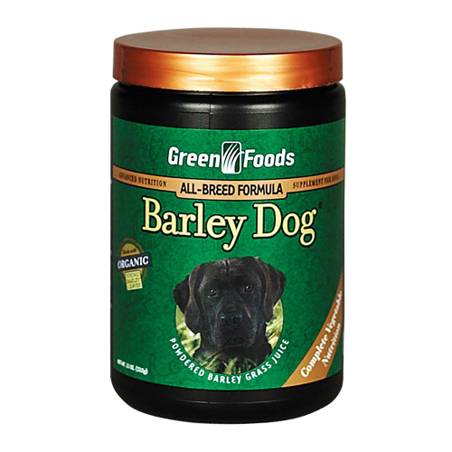 Green Foods Barley Dog 11 oz